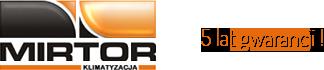 MIR-TOR Toruń Projektowanie Montaż i serwis Klimatyzacji Wentylacji instalacji chłodniczych Logo