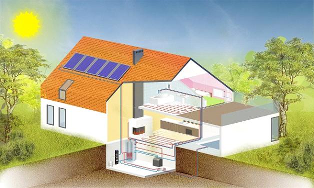 kolektory słoneczne Toruń ogrzewanie instalacje solarne CO