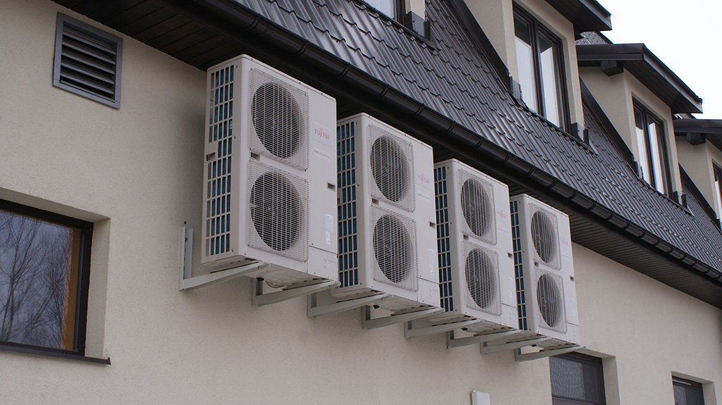 klimatyzatory klimatyzacje przemysłowe instalacja i montaż Toruń