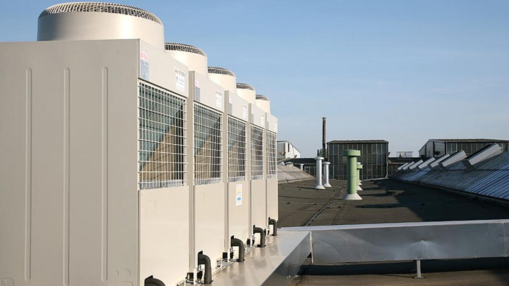 systemy klimatyzacji split multi vrf Toruń klimatyzacja przemysłowa biura sklepy wielkopowierzchniowe