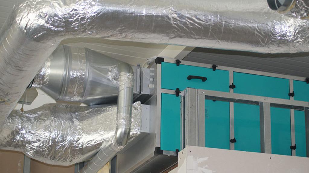Systemy klimatyzacji i wentylacji
