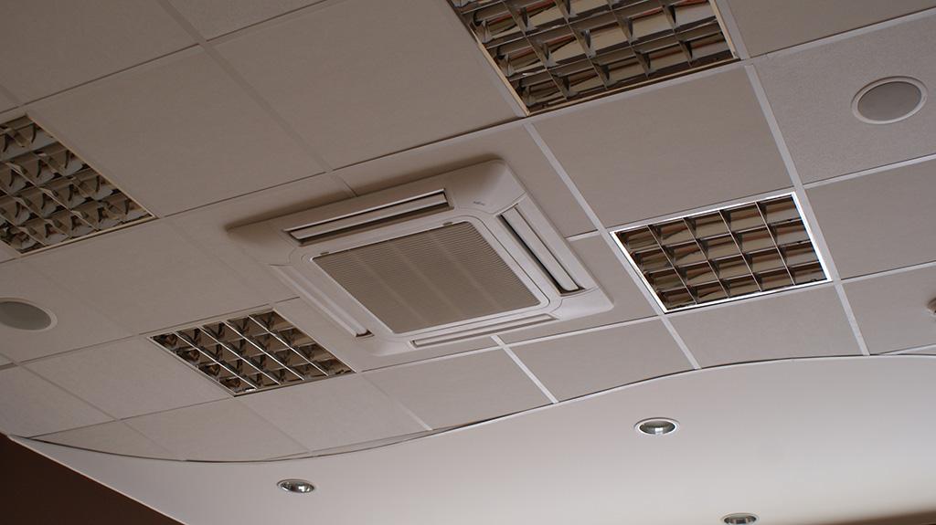 Montaż systemów klimatyzacji i wentylacji